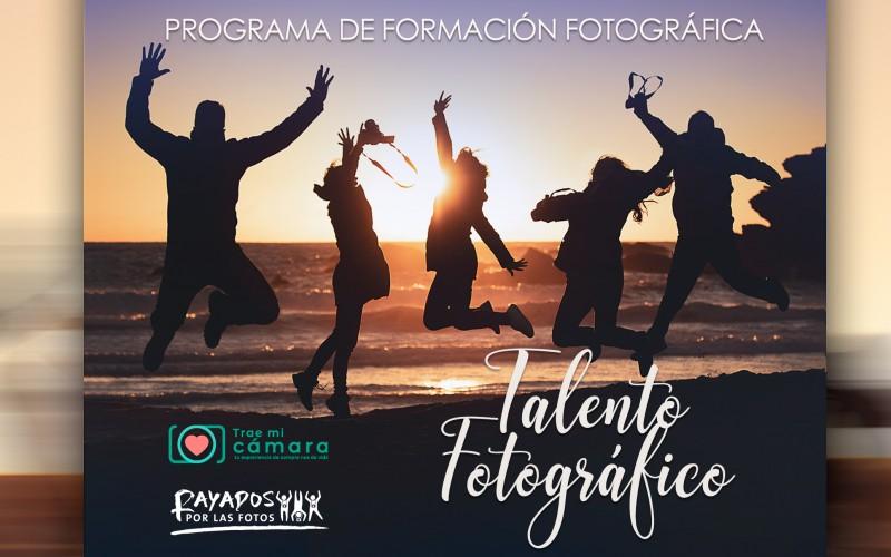 PROGRAMA DE FORMACIÓN TALENTO FOTOGRÁFICO 2021