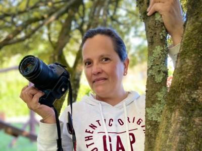 La Nº1 de Rayados Kids: La alegría de mi sobrina al ver publicada su foto en TV