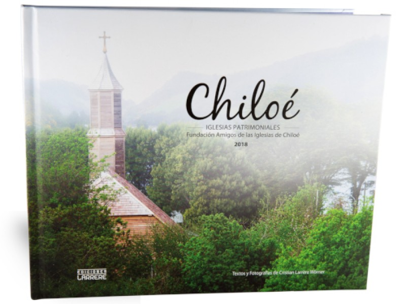 Libros Iglesias Patrimoniales de Chiloé